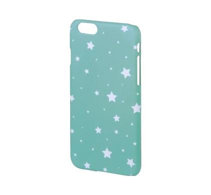 Hama Cover Luminous Stars Apple iPhone 5/5S/SE Mint