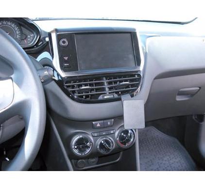 Brodit ProClip Peugeot 208 2008-2012 Haakse Bevestiging