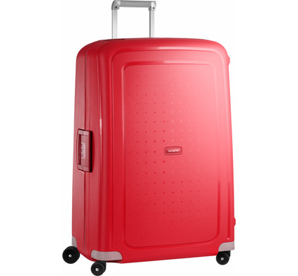 c4855c1cd3f Samsonite S'Cure Spinner 81cm Crimson Red - Coolblue - Before 23:59,  delivered tomorrow