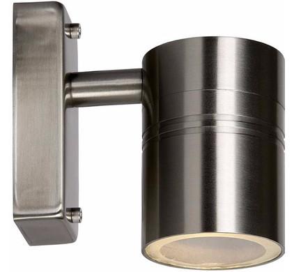 Lucide Arne LED Wandlamp Zilver S