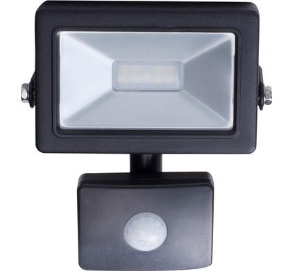 Smartwares Led Straler Floodlight met Bewegingssensor 10 watt