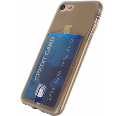 Xccess TPU Card Case Apple iPhone 7/8 Grijs
