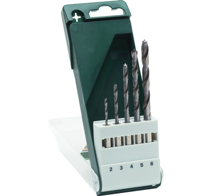 Bosch 5-delige Borenset Hout