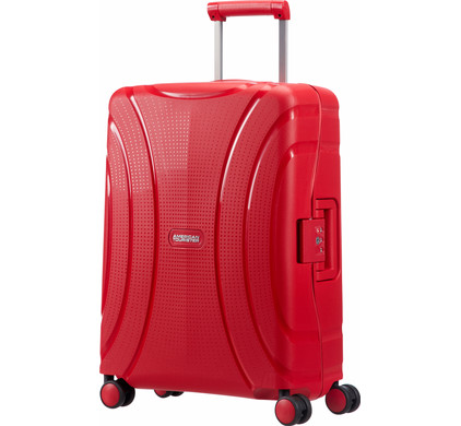 American Tourister Lock 'N' Roll Spinner 55cm Formula Red