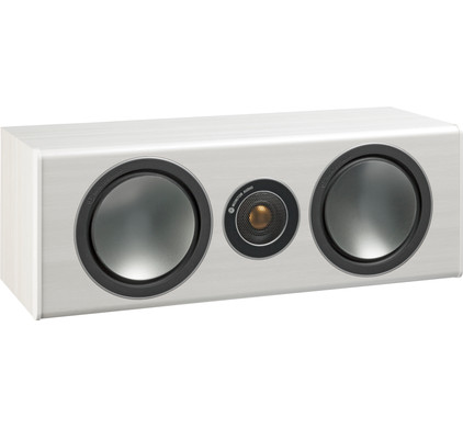 Monitor Audio Bronze Centre (per stuk) Wit
