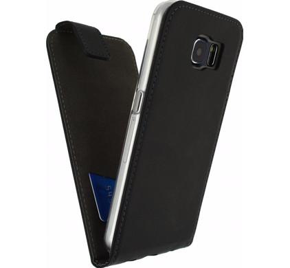 Mobilize Classic Gelly Flip Case Samsung Galaxy S6 Zwart