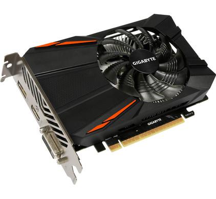 Gigabyte GeForce GTX 1050 D5