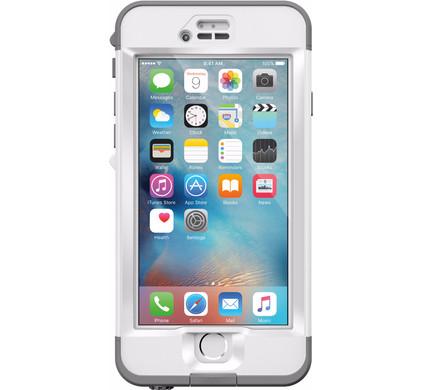 Lifeproof Nuud Apple iPhone 6s Wit