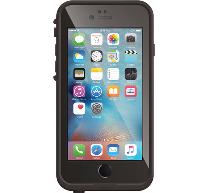 Lifeproof Fre Case Apple iPhone 6/6s Grijs