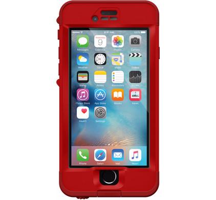 Lifeproof Nuud Apple iPhone 6s Rood