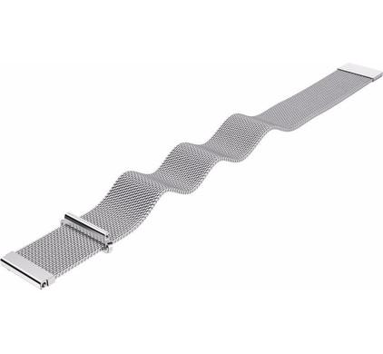 Just in Case Samsung Gear S3 Milanees Watchband Silver