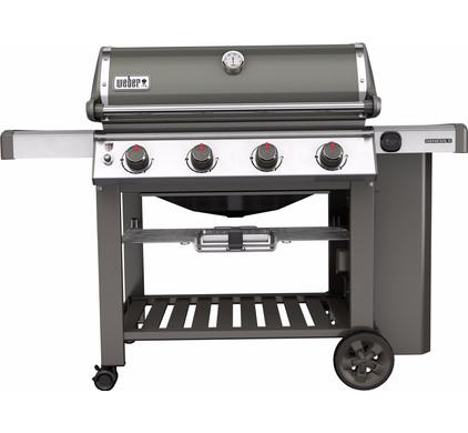 Weber Genesis II E-410 GBS Smokey Grey