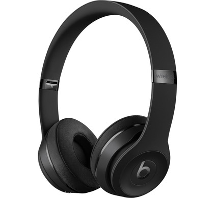 Beats Solo3 Wireless Matzwart