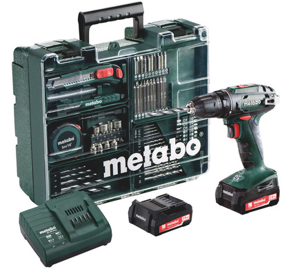 Metabo BS 14,4 Set