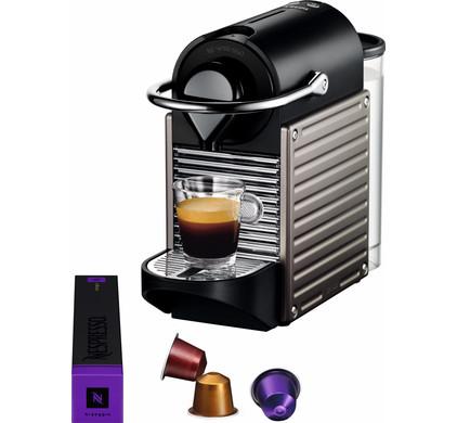 Krups Nespresso Pixie Titane électrique XN3005 Main Image