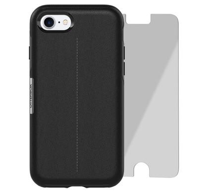 Otterbox Strada Alpha Glass Apple iPhone 7/8 Zwart