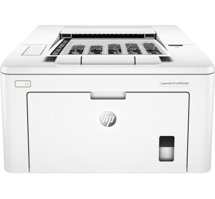 HP LaserJet Pro M203dn Main Image