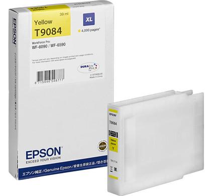 Epson T9084 Geel XL (C13T908440)