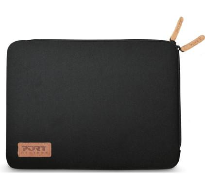 Port Designs Torino Sleeve 15,6'' Zwart