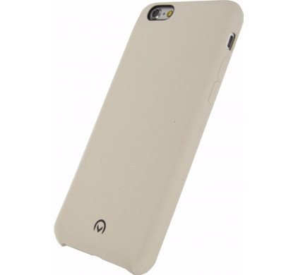 Mobilize Solid Silicone Case Apple iPhone 6/6s Wit