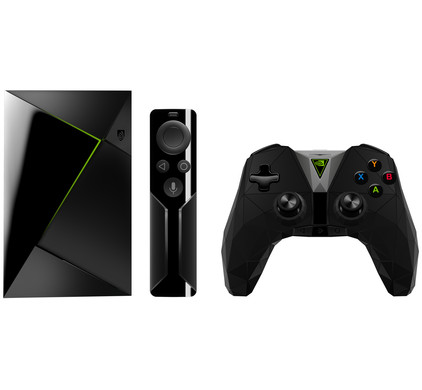 NVIDIA SHIELD TV Avec Manette Main Image