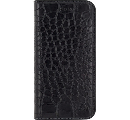 Mobilize Premium Gelly Alligator Apple iPhone 7 Plus Book Case Zwart