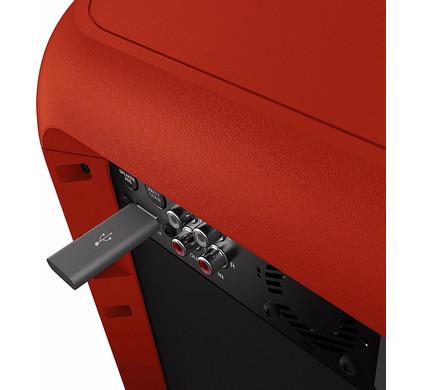 Sony GTK-XB5 Rood
