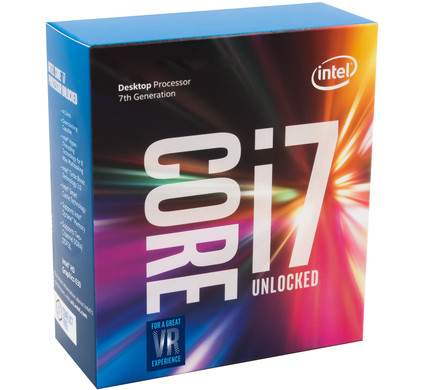 Intel Core i7 7700K Kaby Lake