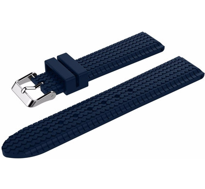 Just in Case Sportband Samsung Gear S3 Donkerblauw