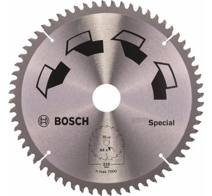 Bosch Lame de scie Spéciale 210x30x2mm T64
