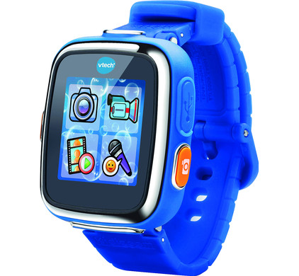 Vtech Kidizoom Smartwatch Connect DX Blauw