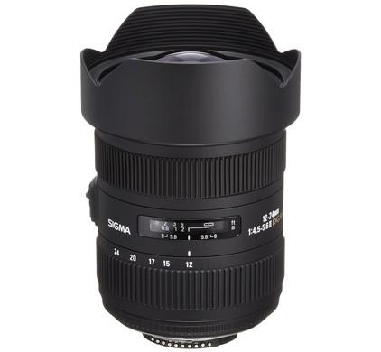 Sigma 12-24mm f/4.5-5.6 II DG HSM Canon