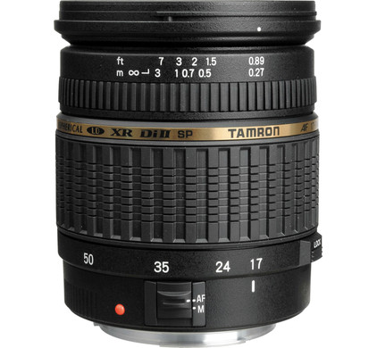 Tamron EF-S 17-50mm f/2.8  XR Di II LD ASP Canon