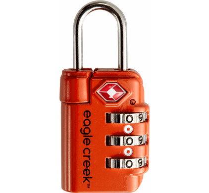 Eagle Creek Travel Safe TSA Lock Orange