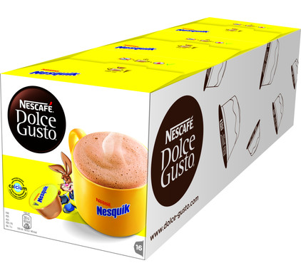 Dolce Gusto Nesquik 3 pack