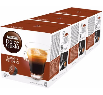 Dolce Gusto Lungo Intenso 3 pack