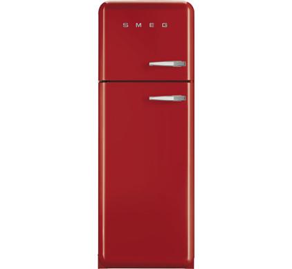 SMEG FAB30LR1 Rouge
