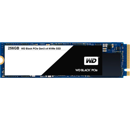WD Black 3D NAND SSD 250 GB M.2