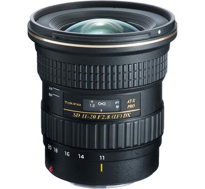 Tokina AT-X PRO DX 11-20mm f/2.8 Nikon