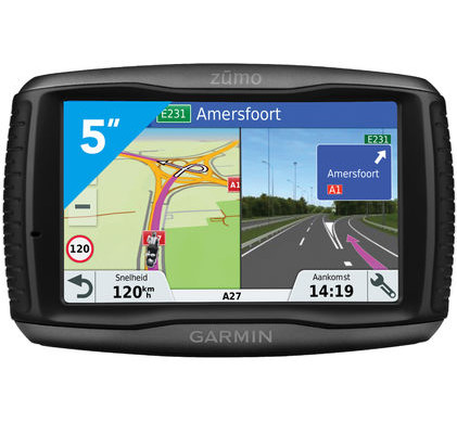 Garmin Zumo 595 LM Travel Edition