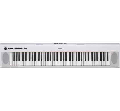 Yamaha NP-32 Piaggero Wit