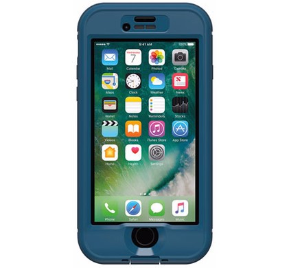 Lifeproof Nuud Apple iPhone 7 Blauw