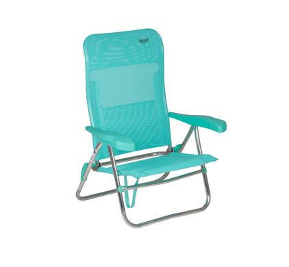 Crespo Strandstoel AL-205 Groen