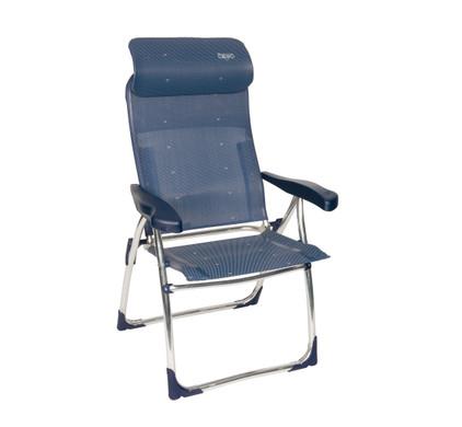 Crespo Standenstoel AL-215 Compact Donker Blauw