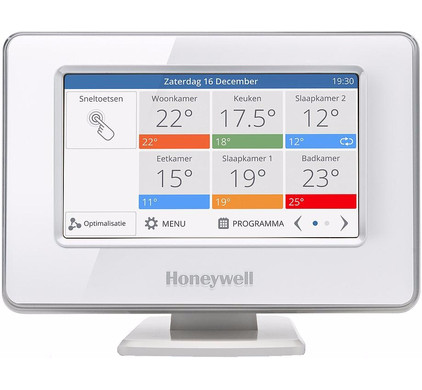 Honeywell EvoHome Single Zone Systeem OpenTherm