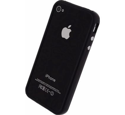Xccess Bumper Apple iPhone 4S Zwart