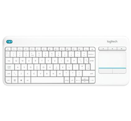 Logitech K400 Plus Wireless Touch Wit QWERTY