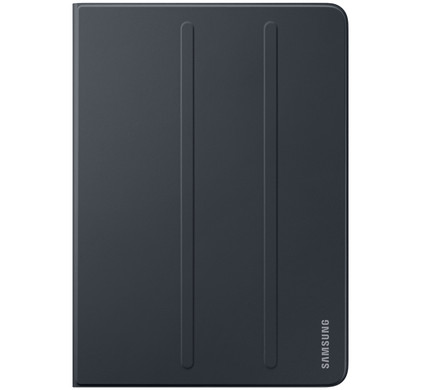 Samsung Galaxy Tab S3 Book Cover Zwart