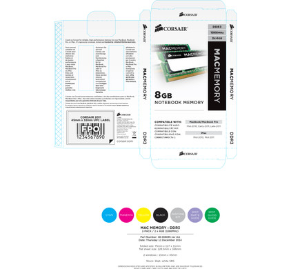 Corsair Software Mac