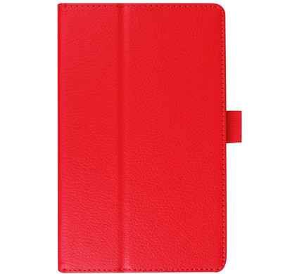 Just in Case Lenovo Tab 3 7 inch Folio Case rood